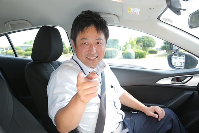 坂田インストラクター